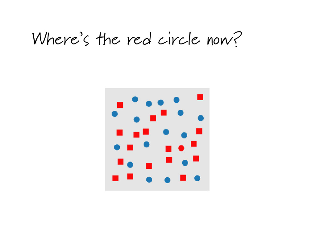 Where's the red circle now?
