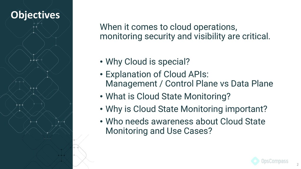 When it comes to cloud operations, monitoring s...