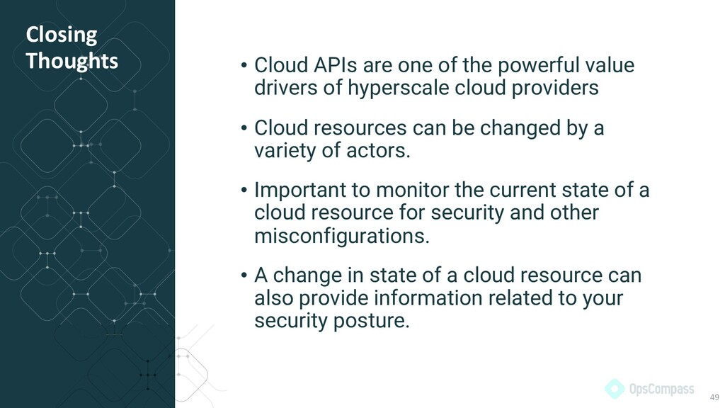 • Cloud APIs are one of the powerful value driv...