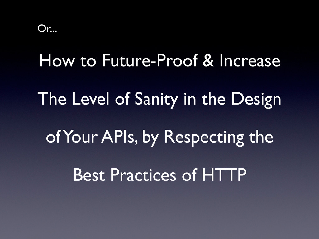 How to Future-Proof & Increase The Level of San...