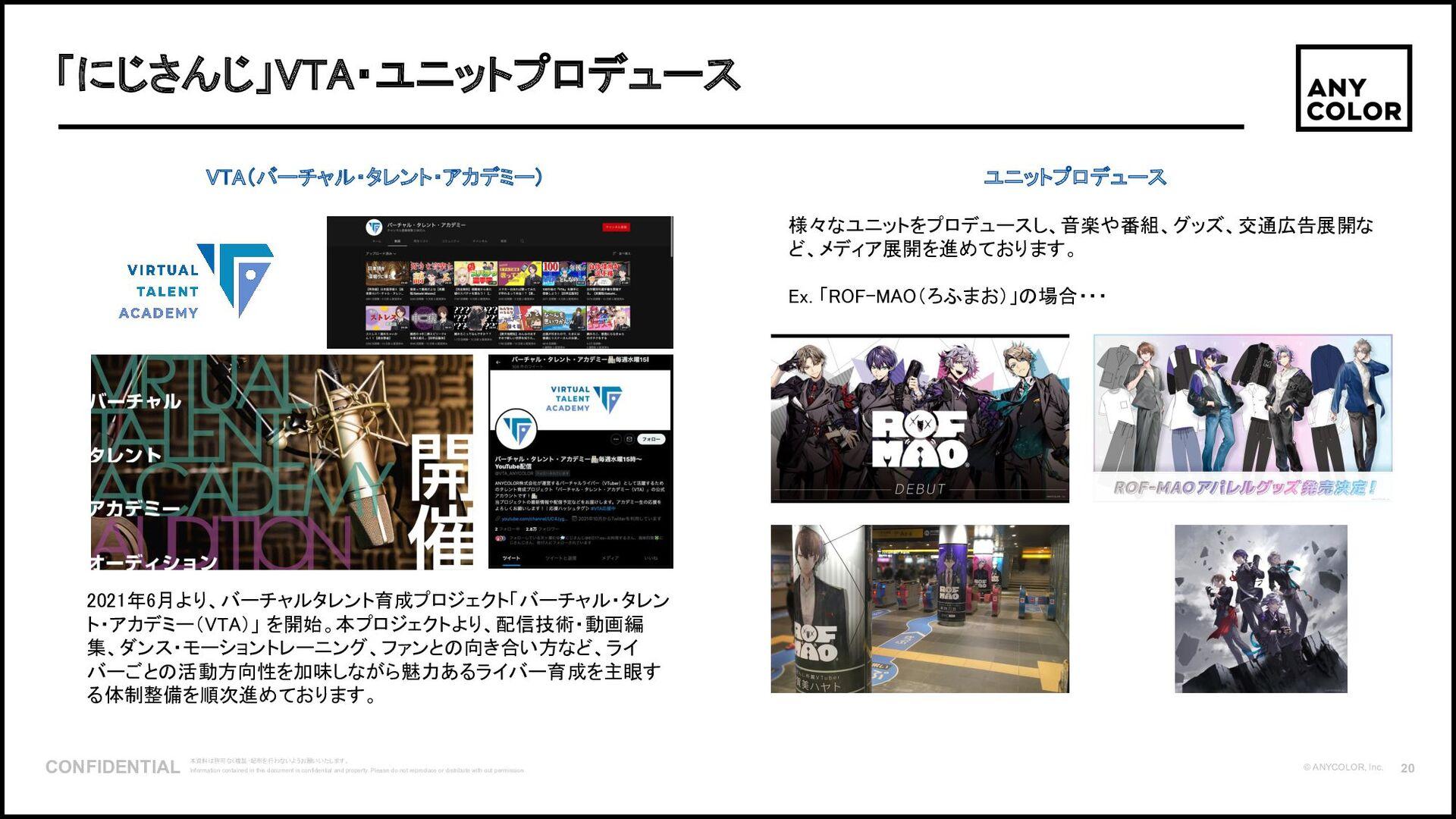 21 ©2020 Ichikara Inc. YouTubeチャンネル登録者数はサービス開始以...