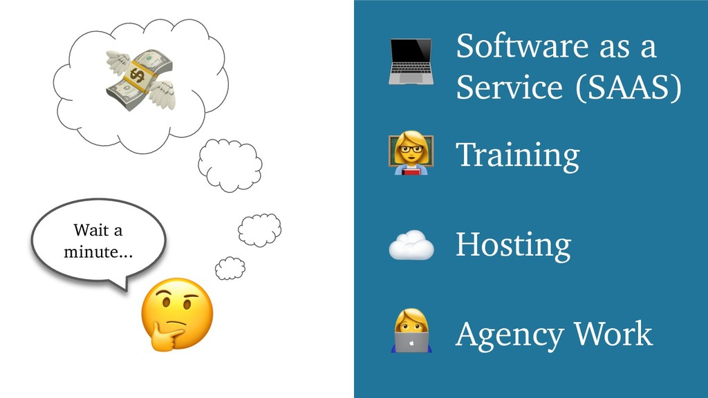 Software as a Service (SAAS) Training Hosting A...