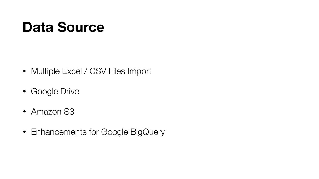 • Multiple Excel / CSV Files Import • Google Dr...