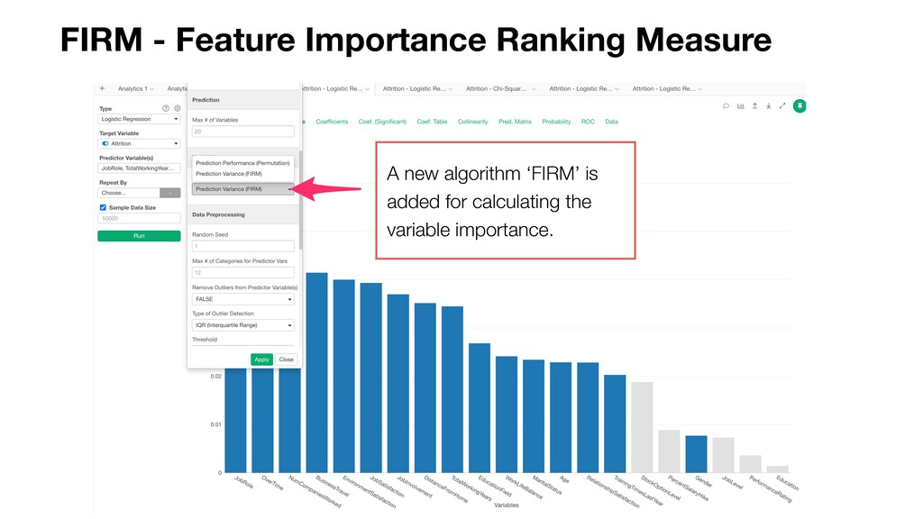 FIRM - Feature Importance Ranking Measure A new...