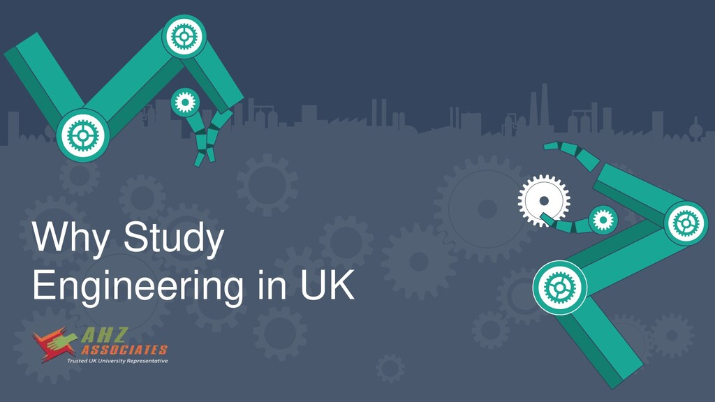 Why Study Engineering in UK