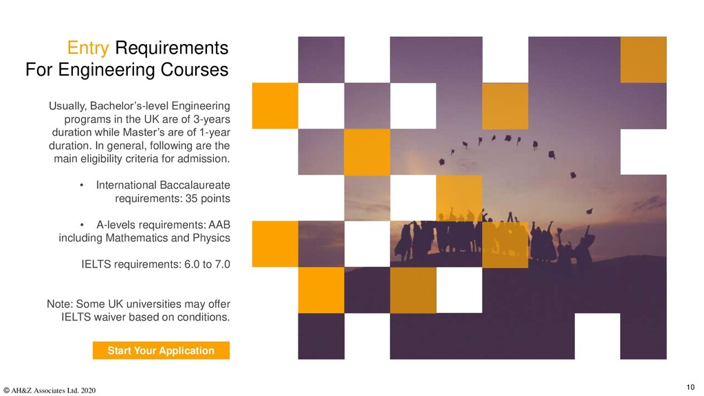 Entry Requirements For Engineering Courses Usua...