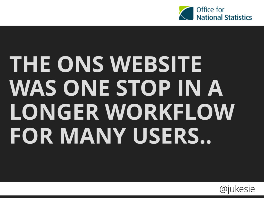 @jukesie THE ONS WEBSITE WAS ONE STOP IN A LONG...