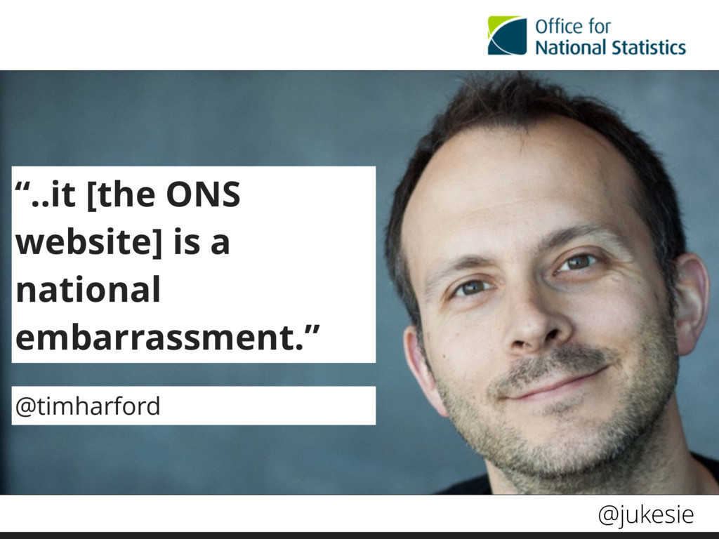 """@jukesie """"..it [the ONS website] is a national ..."""