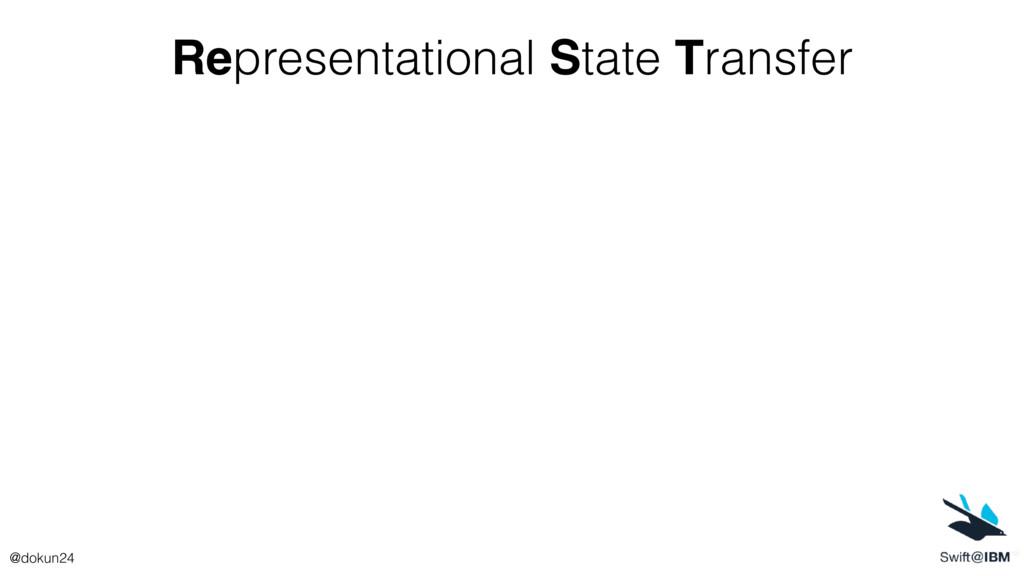 Representational State Transfer @dokun24