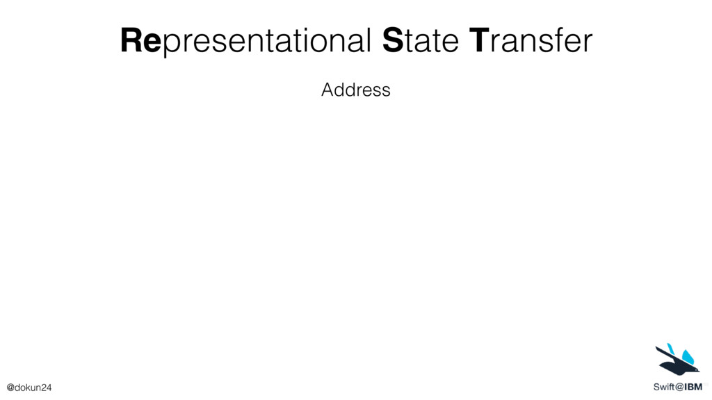Representational State Transfer Address @dokun24
