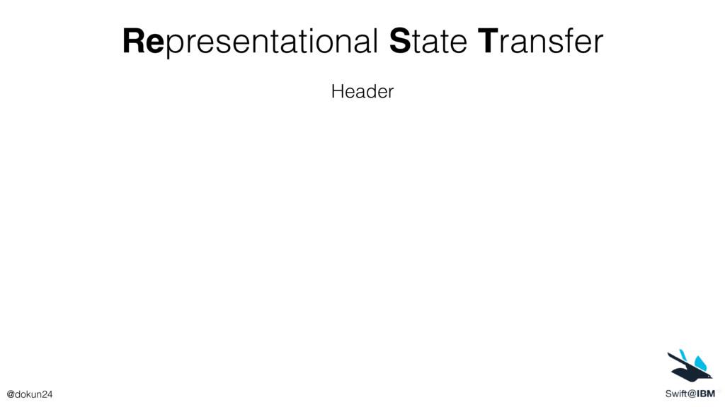 Representational State Transfer Header @dokun24