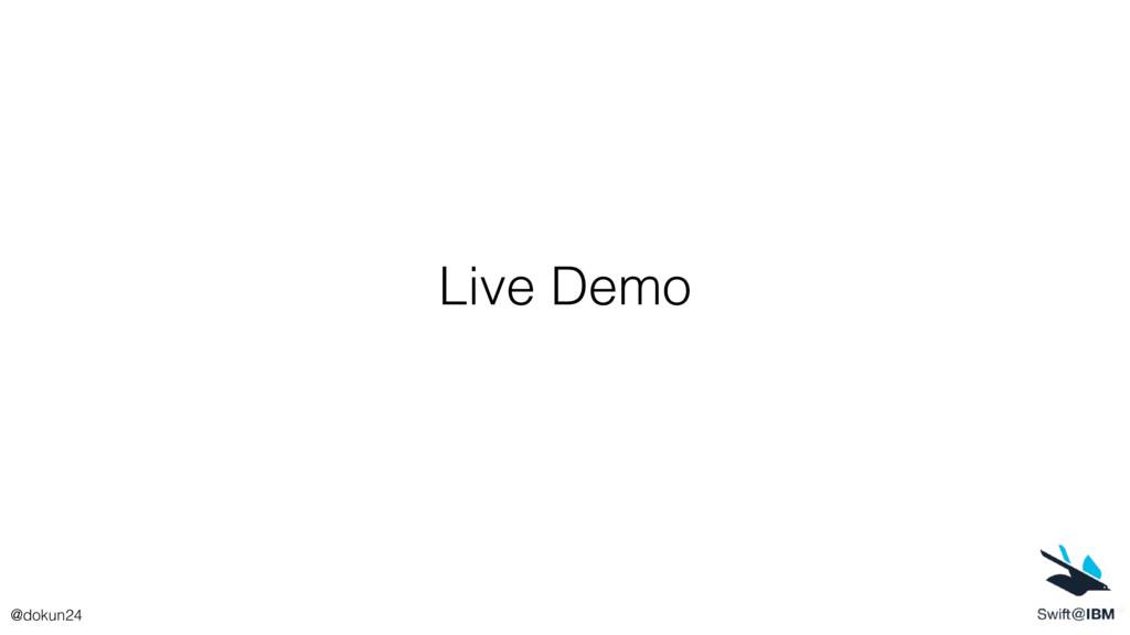 Live Demo @dokun24