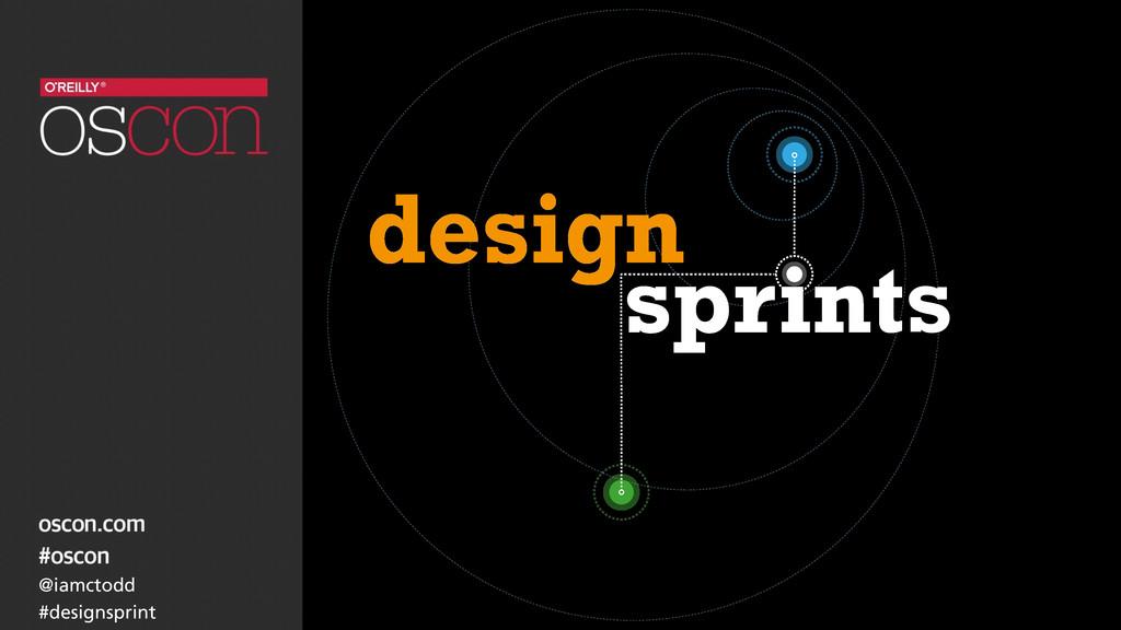 @iamctodd #designsprint design s