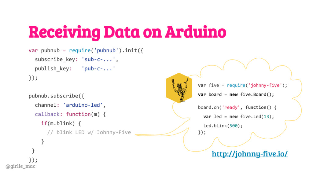 @girlie_mac Receiving Data on Arduino var pubnu...