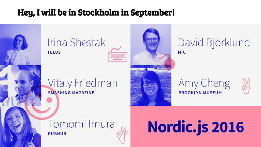 @girlie_mac Hey, I will be in Stockholm in Sept...