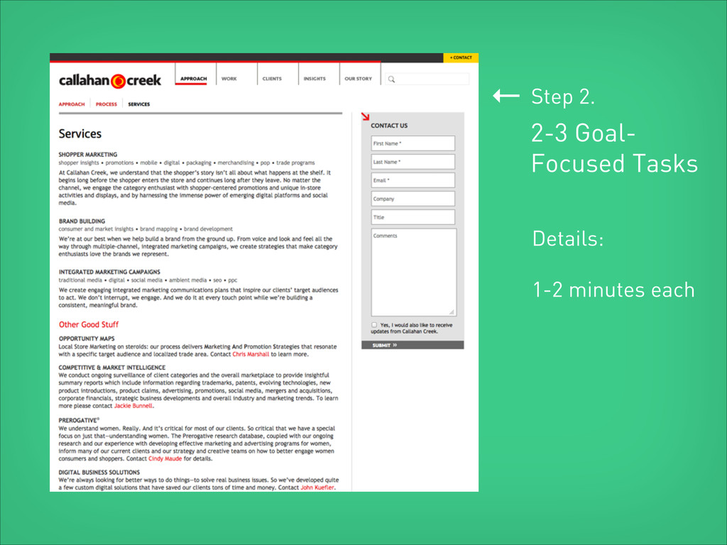 ← 2-3 Goal- Focused Tasks Step 2. Details: ! 1-...