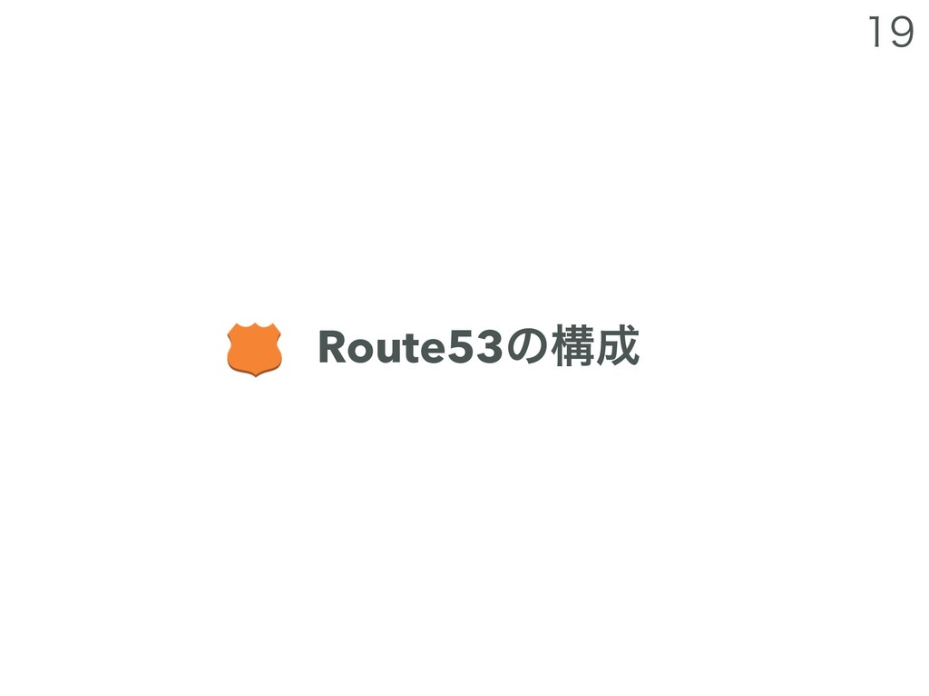 Route53ͷߏ