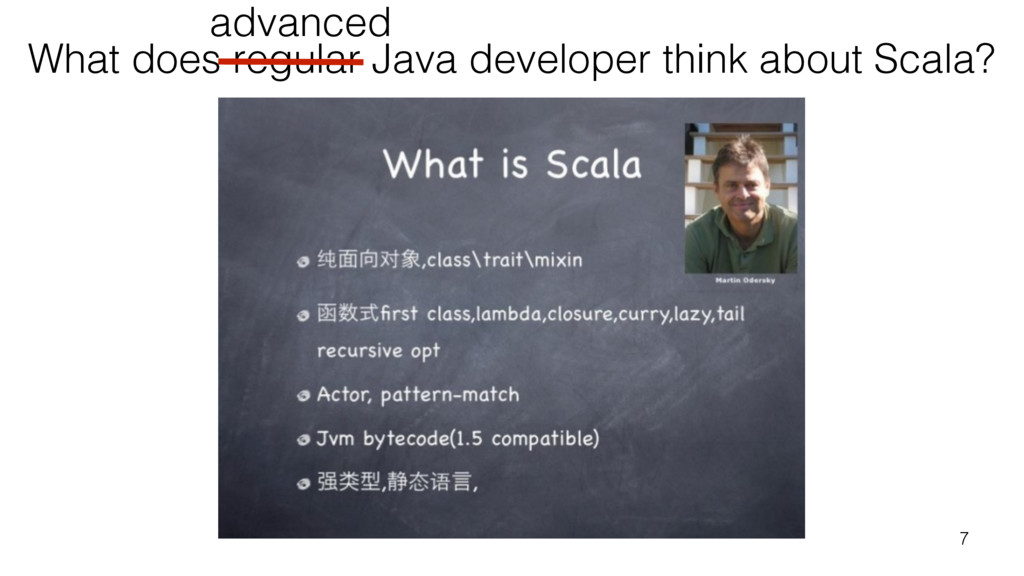 7 What does regular Java developer think about ...