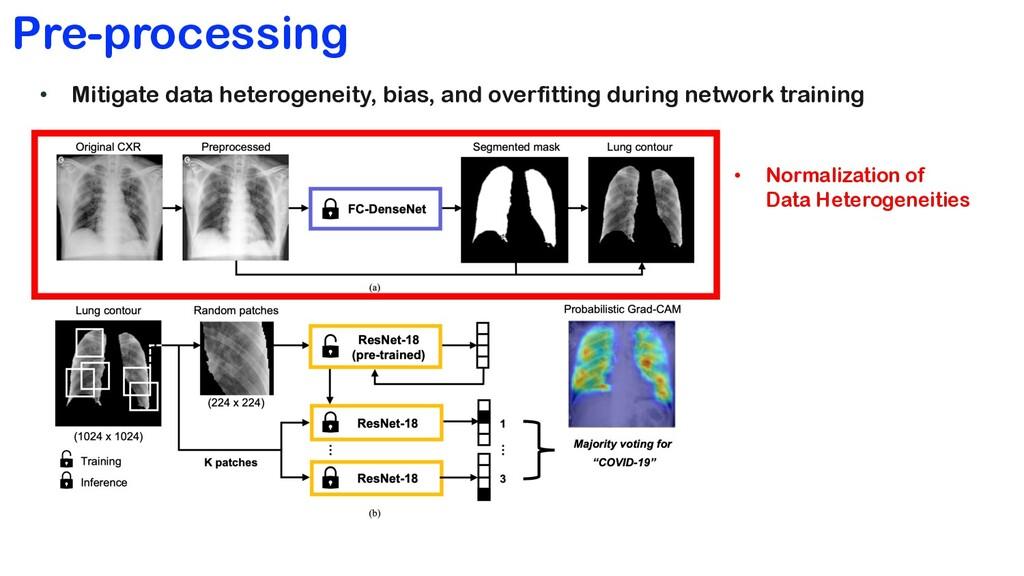 • Mitigate data heterogeneity, bias, and overfi...
