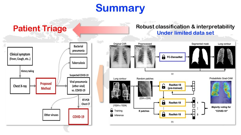 Summary Patient Triage Robust classification & ...