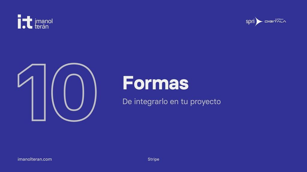 imanolteran.com 10 Formas De integrarlo en tu p...