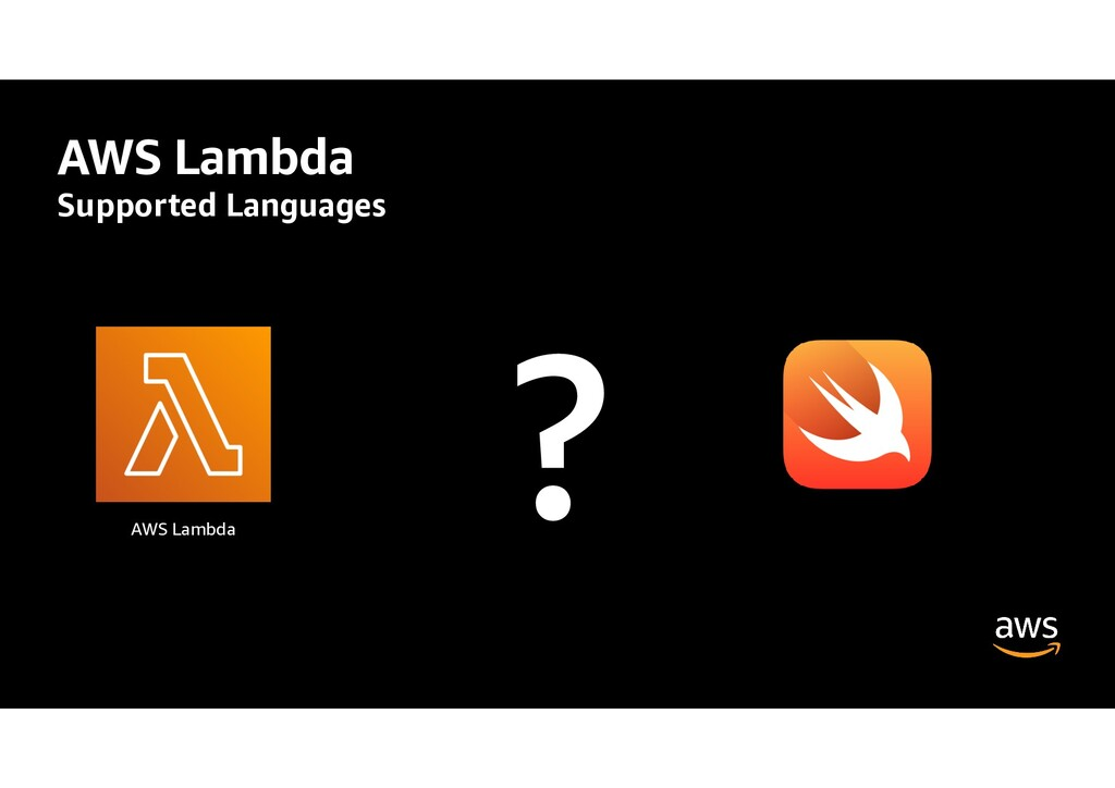 AWS Lambda Supported Languages AWS Lambda ?