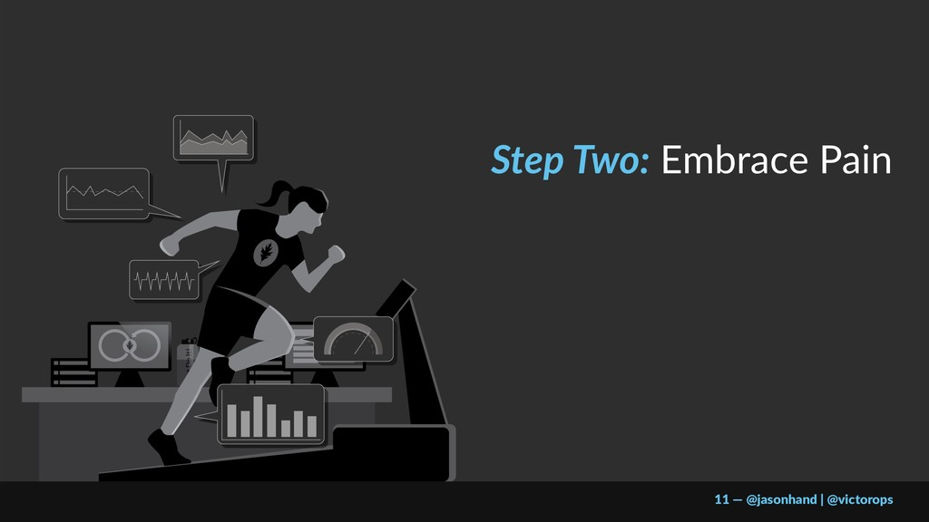 Step Two: Embrace Pain 11 — @jasonhand | @victo...