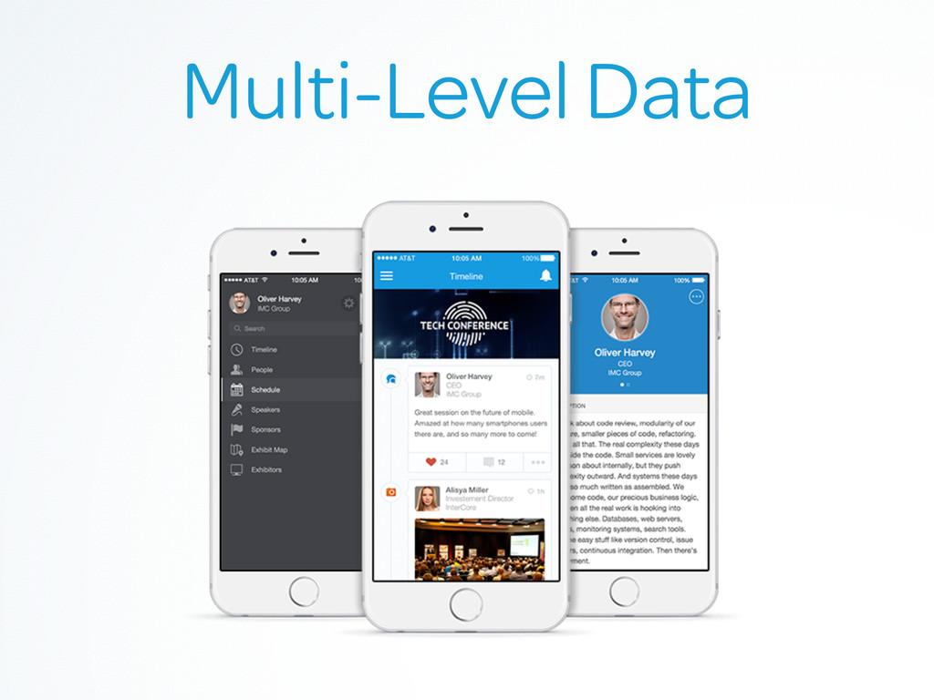 Multi-Level Data