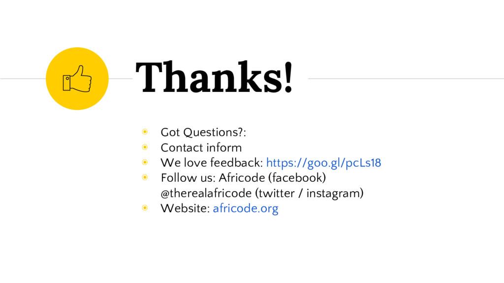 ◉ Got Questions?: ◉ Contact inform ◉ We love fe...