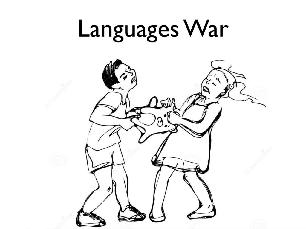 Languages War