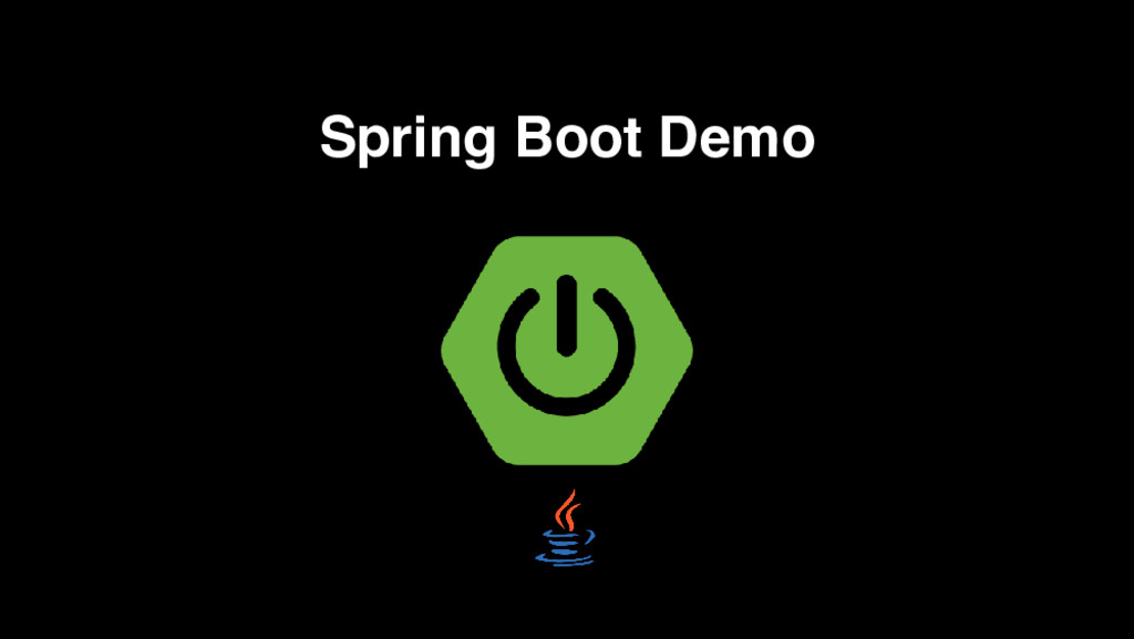 Spring Boot Demo