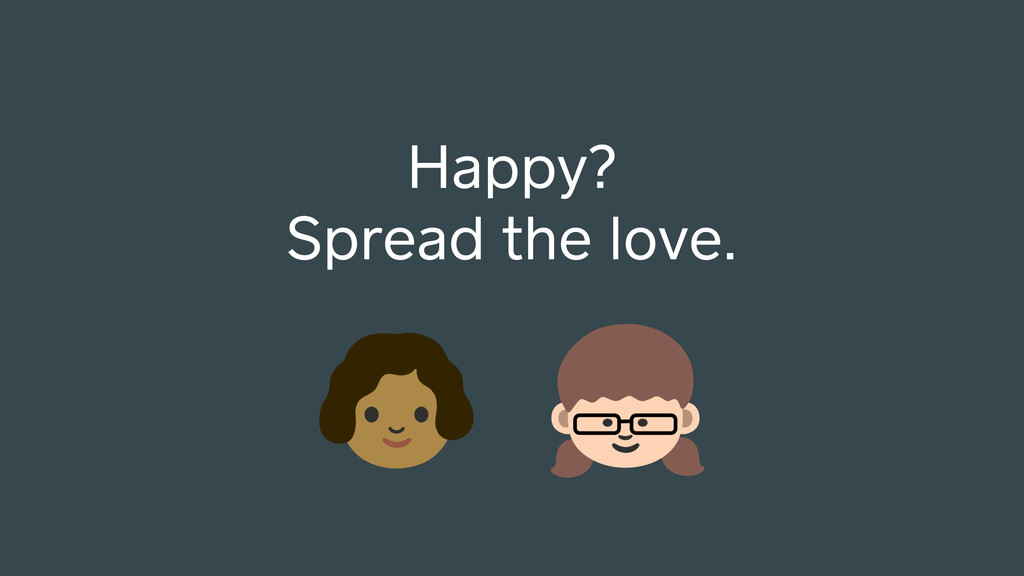 Happy? Spread the love.