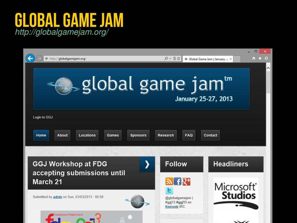 http://globalgamejam.org/