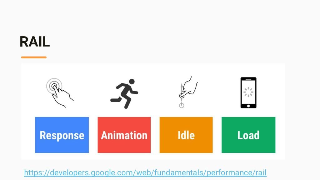 RAIL https://developers.google.com/web/fundamen...
