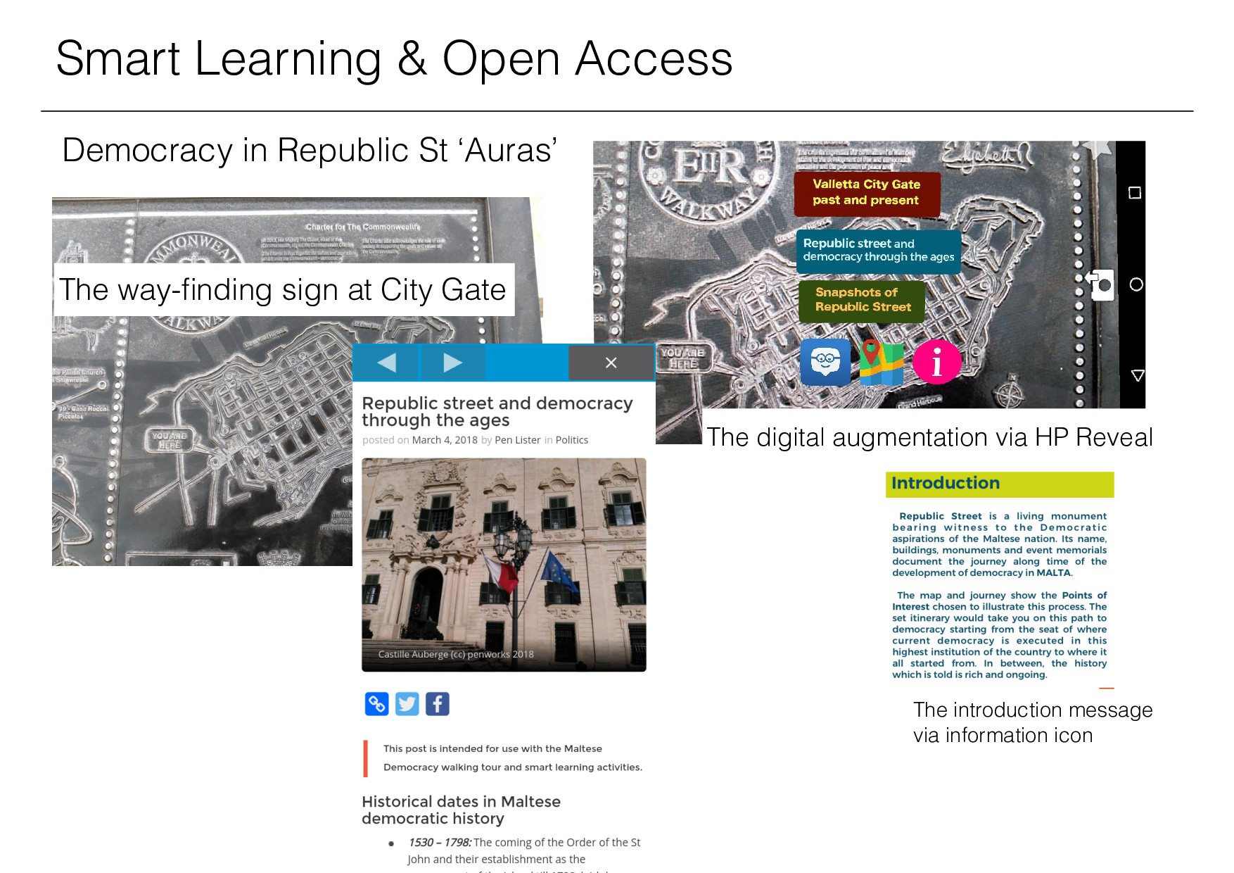 Smart Learning & Open Access The way-finding sig...