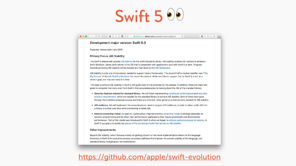 https://github.com/apple/swift-evolution Swift ...
