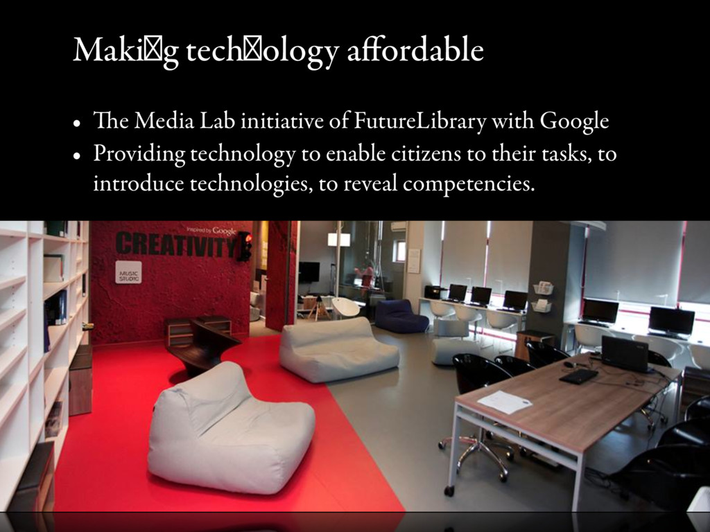 Making technology affordable • The Media Lab ini...