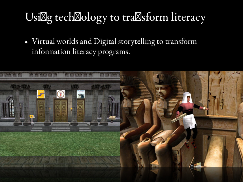 Using technology to transform literacy • Virtua...