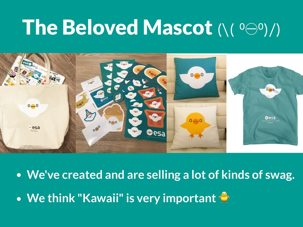 The Beloved Mascot a ⒡㱿⒡   • We've created a...