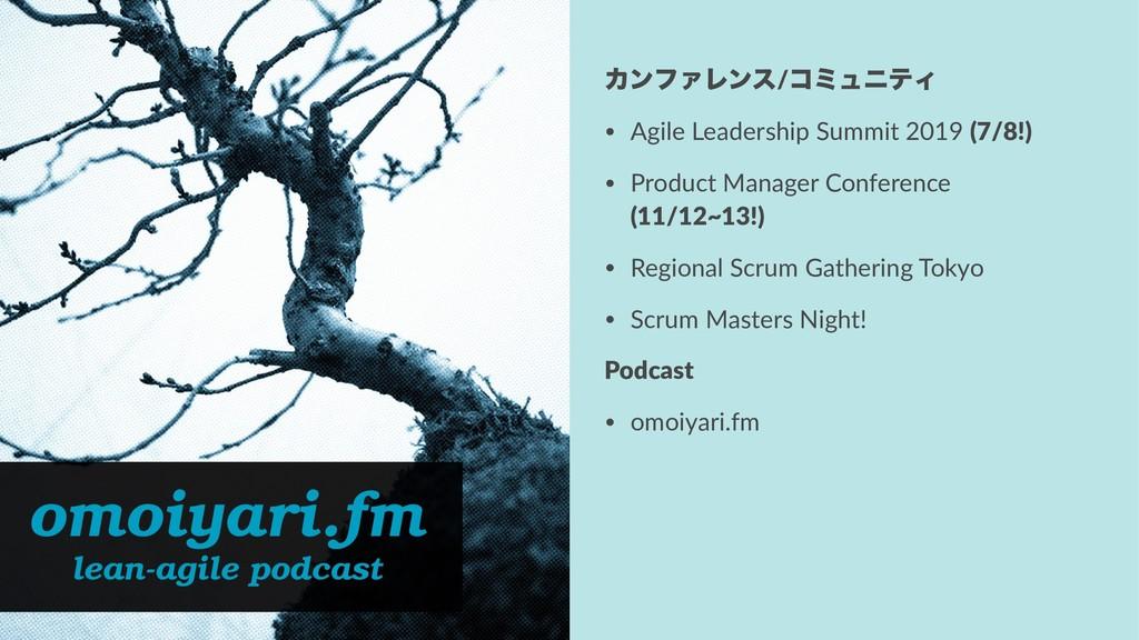 ΧϯϑΝϨϯε/ίϛϡχςΟ • Agile Leadership Summit 2019 (...