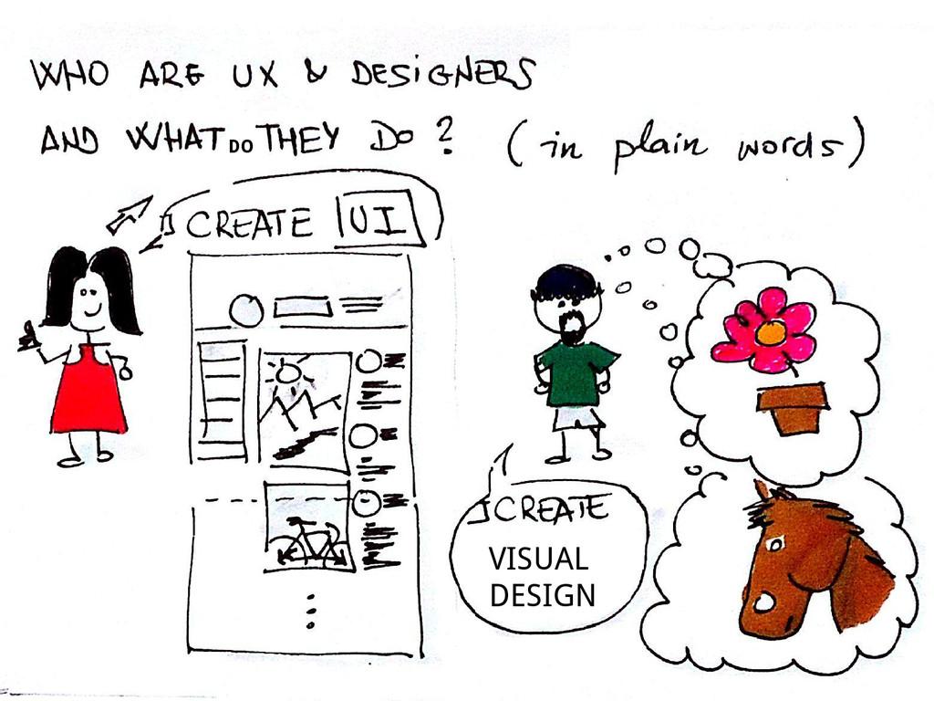 DO VISUAL DESIGN