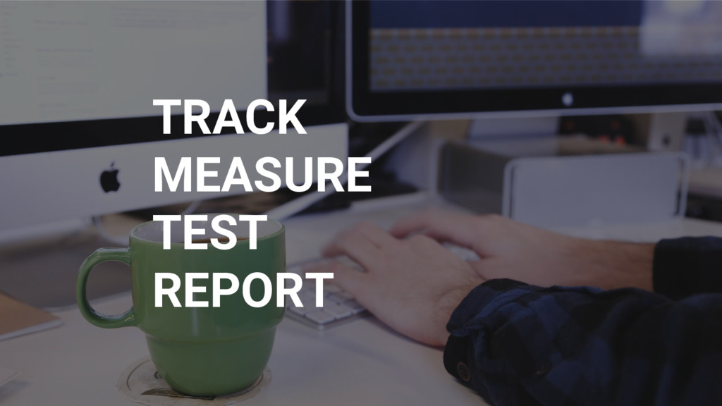 TRACK MEASURE TEST REPORT