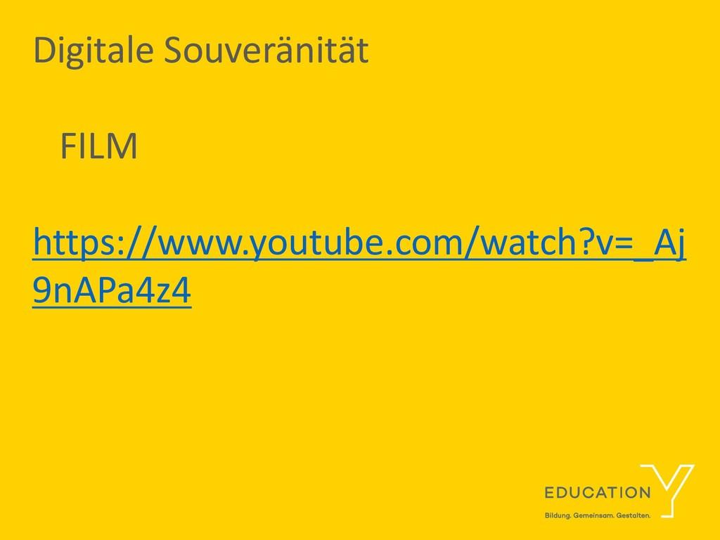 Digitale Souveränität FILM https://www.youtube....