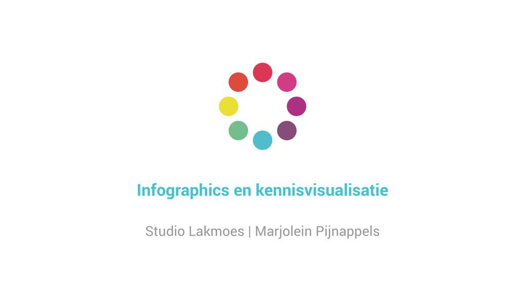 Infographics en kennisvisualisatie Studio Lakmo...