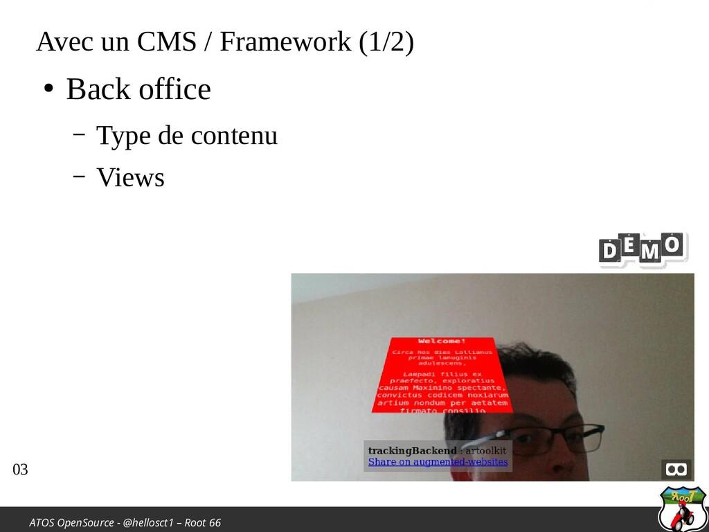 ATOS OpenSource - @hellosct1 – Root 66 Avec un ...
