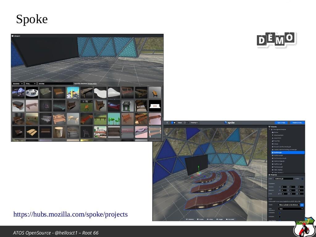 ATOS OpenSource - @hellosct1 – Root 66 Spoke ht...