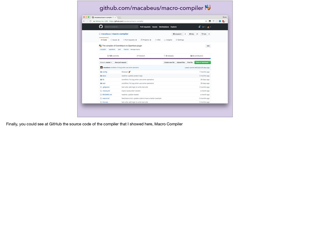 github.com/macabeus/macro-compiler  Finally, yo...