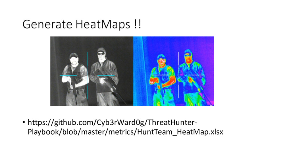 Generate HeatMaps !! • https://github.com/Cyb3r...
