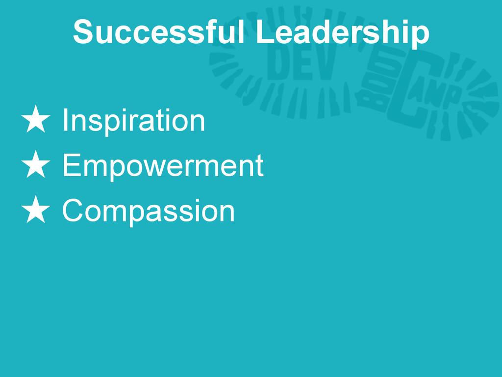 ★ Inspiration ★ Empowerment ★ Compassion Succes...