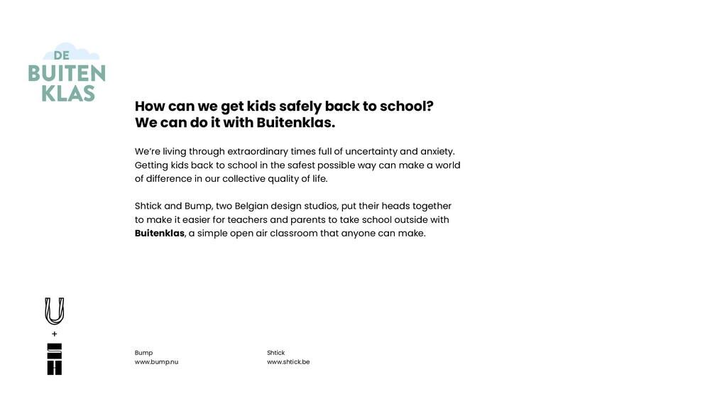 How can we get kids safely back to school? We c...